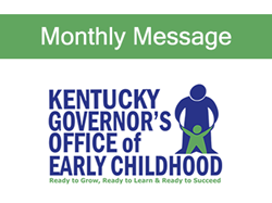KY Governor's Monthly Message