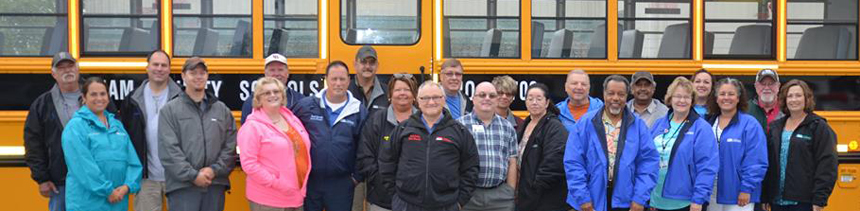 Oldham County Schools - Bus Drivers