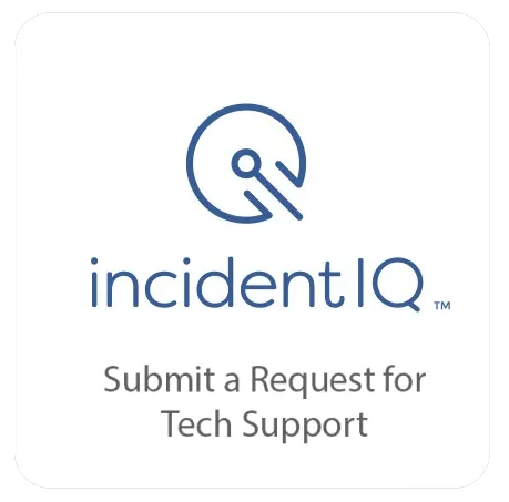 incident IQ - Submit a Request for Tech Support