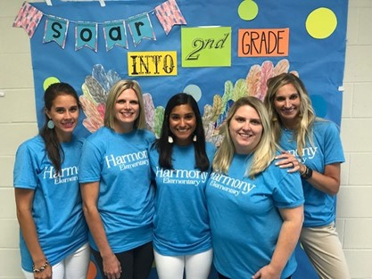 Second Grade Team